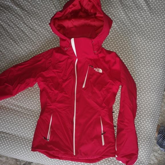 Northface winter snow jacket